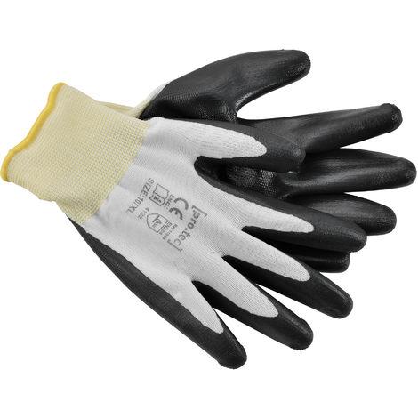 Arbeitshandschuhe Gr. XL Gartenhandschuhe Mechaniker Handschuhe - 24 Stück