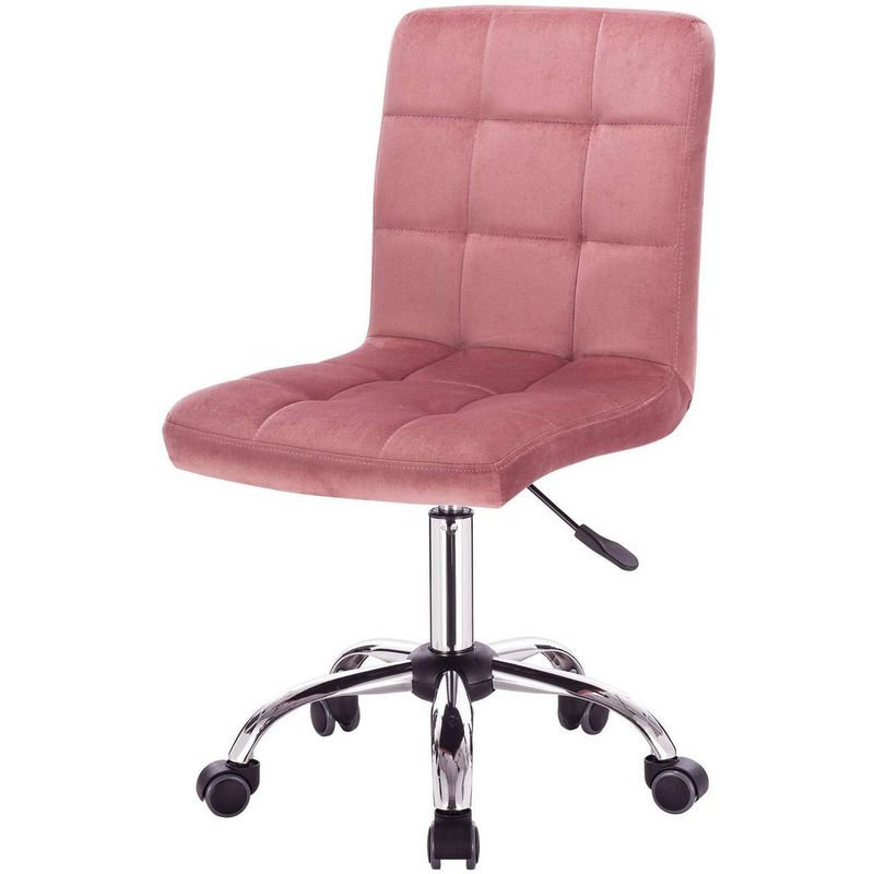 HAG CAPISCO 8106 Stoff Steelcut 2 mit Sattelsitz rosa