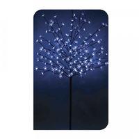 Arbol 3D Sakura 150Cm 200 Leds Azules (Interior) Edm