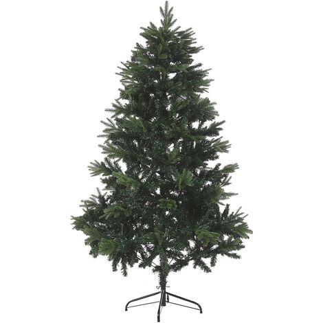 Árbol de Navidad 180 cm verde BENITO