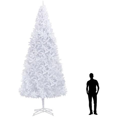 arbol de Navidad artificial blanco 500 cm