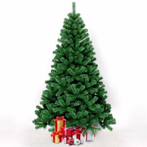 Árbol de Navidad artificial clásico tradicional 240 cm HELSINKI