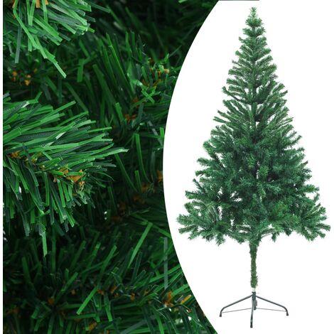 Árbol de Navidad artificial con soporte 180 cm 564 ramas