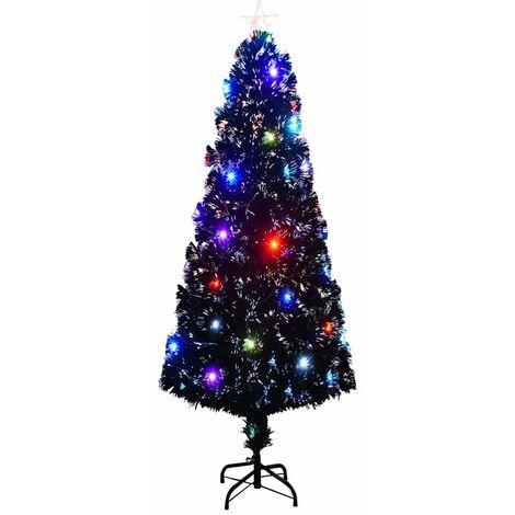 Árbol de Navidad artificial con soporte/LED 240 cm 380 ramas
