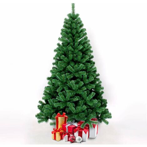 Árbol de Navidad artificial tradicional 210 cm GOTHENBURGO