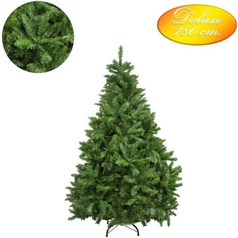 Arbol De Navidad Deluxe 180 cm. 1100 Ramas PVC