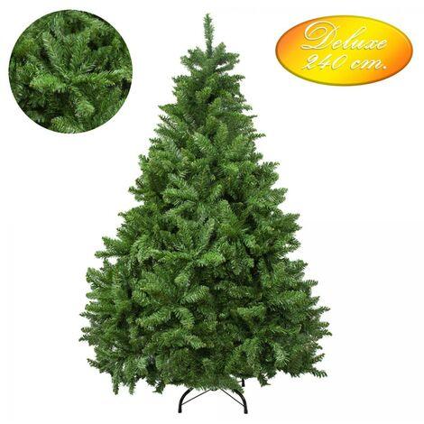 Arbol De Navidad Deluxe 240 cm. 2136 Ramas PVC