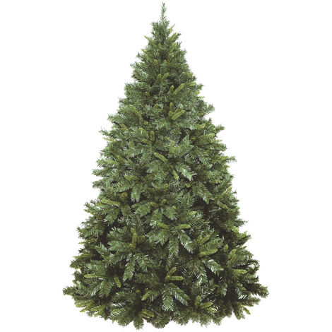 """Árbol de Navidad extra grueso """"Chiavenna"""", efecto Royal"""