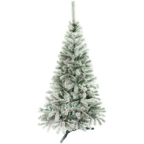 Árbol de Navidad Helsinki 150x85cm Blanco Nevado Thinia Home