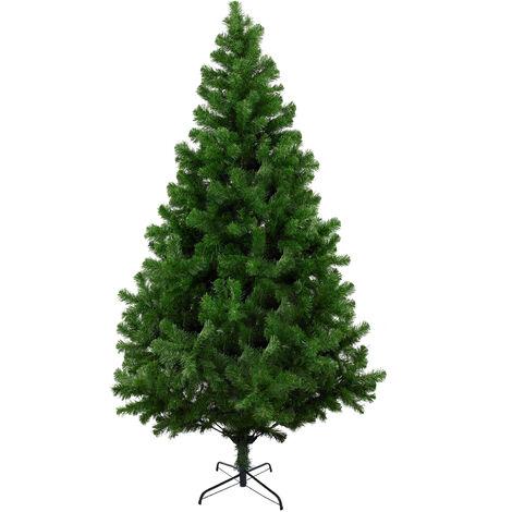 """Árbol de Navidad """"Riccardo"""", Extra grueso, Efecto Royal"""