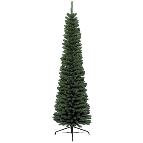 Arbol de navidad tipo lapiz 430 ramas 1,8mts
