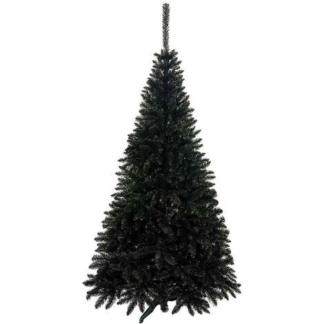 Árbol de Navidad Toronto 180x100cm Negro Thinia Home