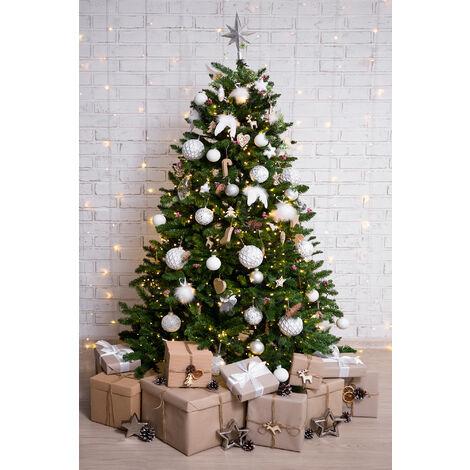 """Árbol de Navidad """"Viena"""", con piñas incluidas"""