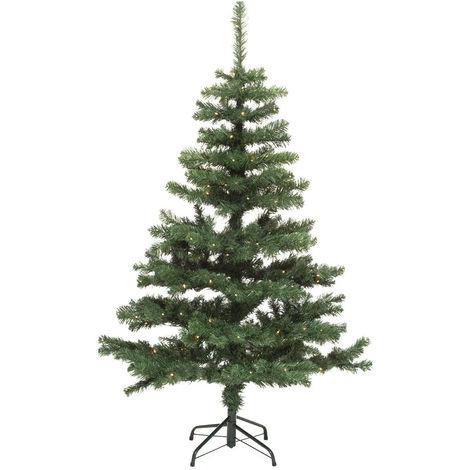 Árbol de navidad Wimex STARLED con 240 LED blanco frío 4504020X