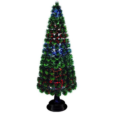 Árbol Led fibra óptica multicolor 90cm. (F-Bright 695)