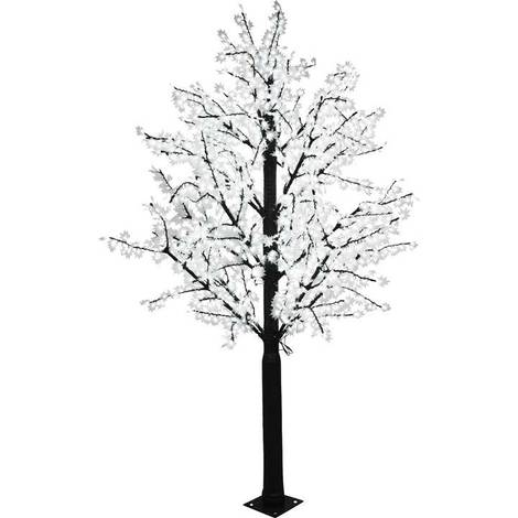 Árbol Maple de Navidad LED Exterior 130W 230V 3x1,5 mt.