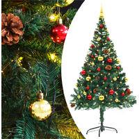 561326 Luces de navidad MANTELLO 270 LED MULTICOLOR para /árboles hasta 210 cm