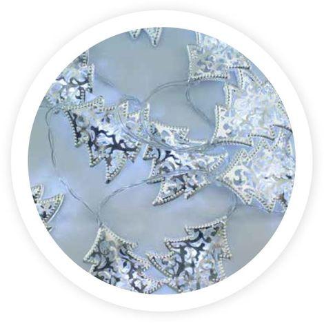 Arboles plateados 1,5M 2xAA 6000-10000K GSC 005204473