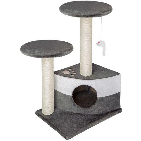 Arbre à chat 71 cm TOMMY, Griffoir, Grattoir, Tronc