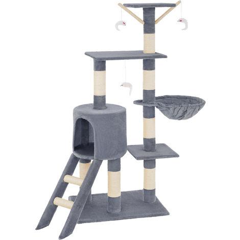 Arbre à chat DOMINIQUE 142 cm
