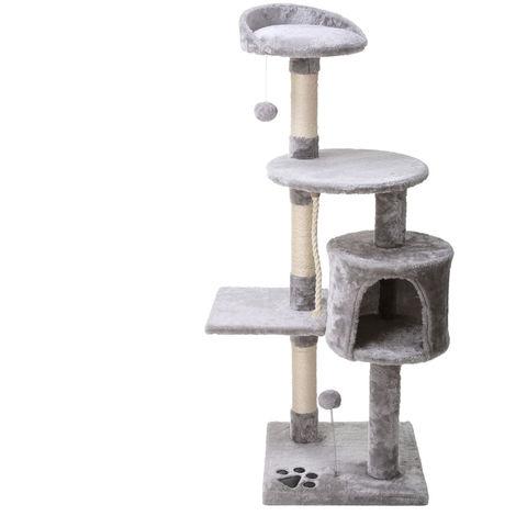 arbre chat griffoir pour chat poteau arbre a chat jeu. Black Bedroom Furniture Sets. Home Design Ideas