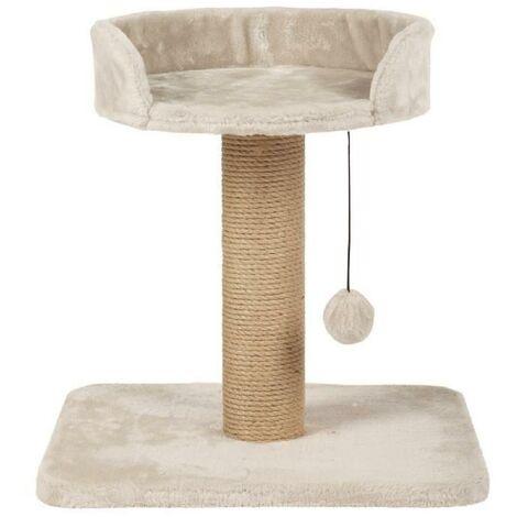 Arbre à chat mica - 46 cm, gris clair
