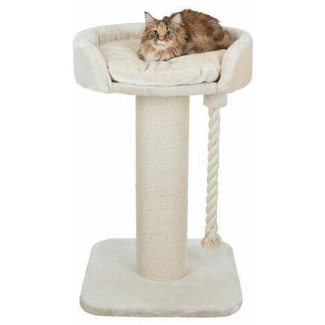 Arbre à chat XXL klara - 100 cm, crème