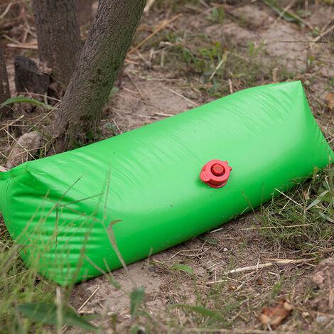 Arbre d'arrosage Sac d'arrosage a liberation lente Sac pour les arbres Bache PVC arbre irrigation goutte a goutte sac pour les arbres, les arbustes, les haies