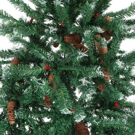 Arbre de Noël 210cm 1024 branches