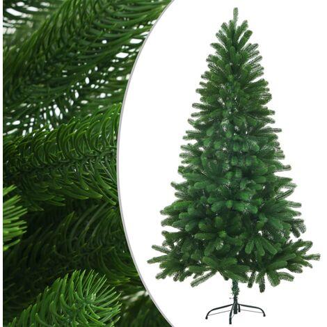 Arbre de Noël artificiel Aiguilles réalistes 150 cm Vert