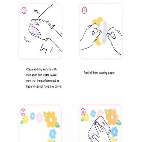 Arbre De Noel Le Pere Noel Stickers Muraux Amovibles Art Stickers Mural Bricolage Papier Peint Chambre Decal 50 * 70Cm