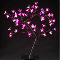 Arbre lumineux Led à poser Prunus 48 Led - Rose