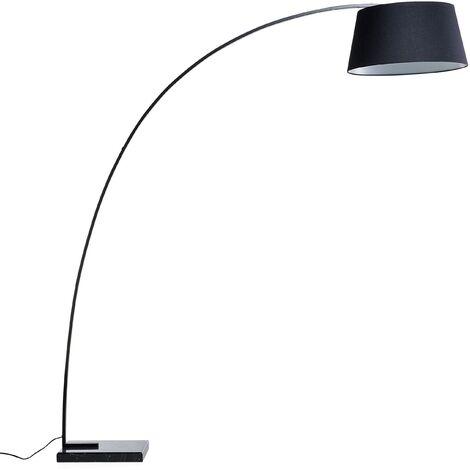 Arc Floor Lamp Black BENUE