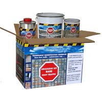ARCACLEAR KIT - Arcaclear transparent waterproof coating kit
