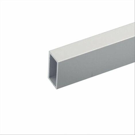 Arcansas profilo alluminio 30x15x1 argento