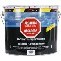 ARCAROOF - Waterproof Roof, flat and pitched roofs, roof shingles, roof tiles, roof flashings, gutters, DIY Roofing