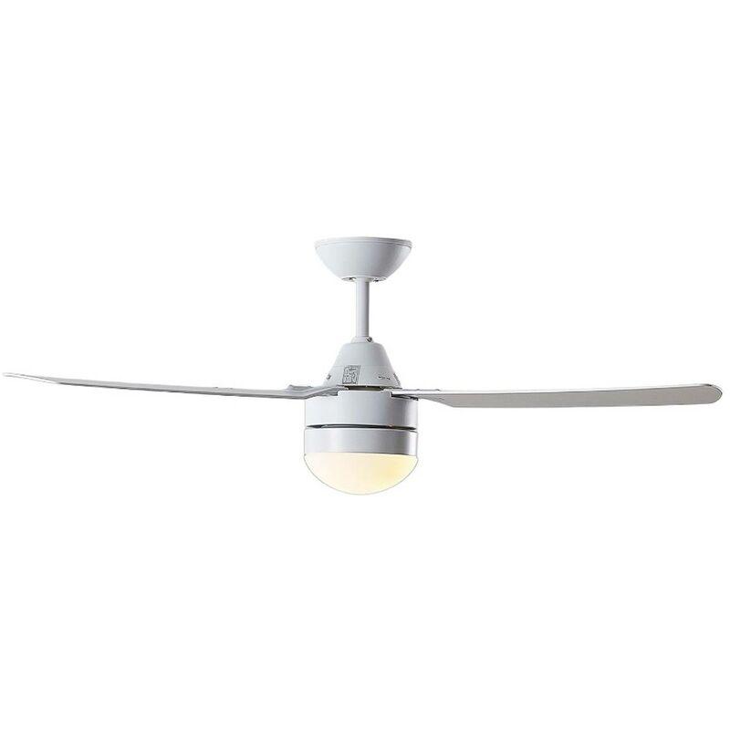 Andi ventilatore con illuminazione, E14 - Arcchio