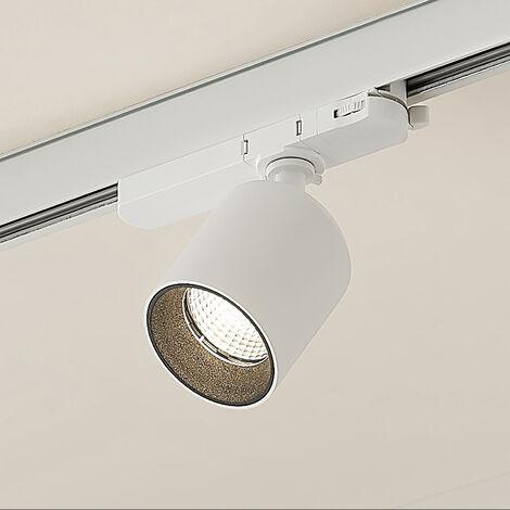 Arcchio Candra foco riel LED, blanco 17,5W 3.000 K