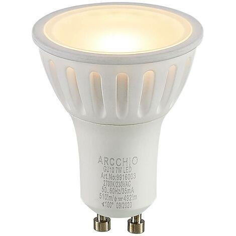 Arcchio reflectora LED GU10 100° 7W 2.700K dim