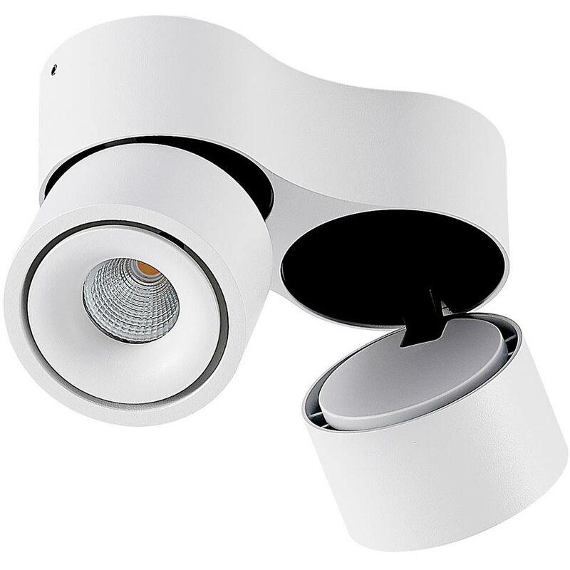 Rotari faretto LED 2 luci 2 x 6,1 W - Arcchio