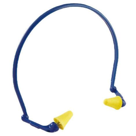 Arceau anti-bruit à articulation bleu et jaune E-A-R Reflex x10
