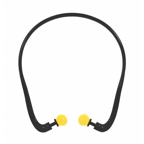Arceau anti-bruit Manufrance Taille Unique Noir et Jaune