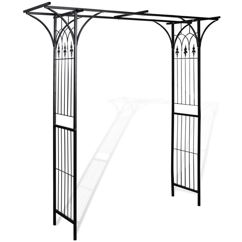 Asupermall - Arche de jardin 200 x 52 x 204 cm