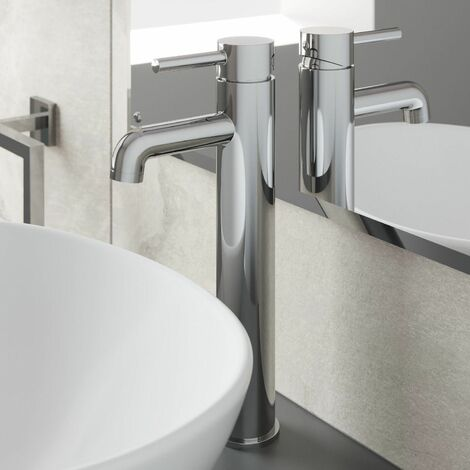 Architeckt Boden High Rise Basin Mixer Tap