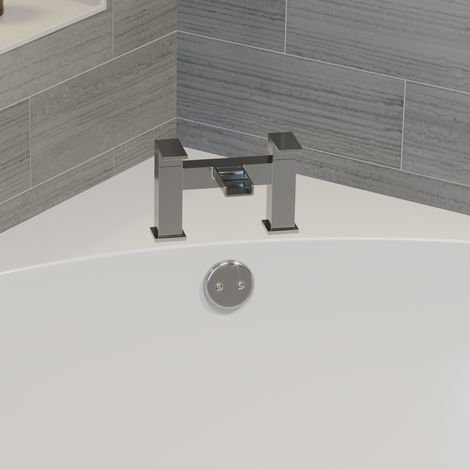 Architeckt Dakota Bath Mixer Waterfall Tap