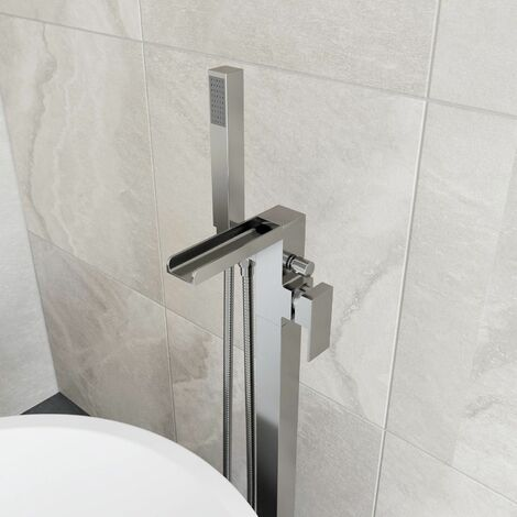 Architeckt Dakota Freestanding Bath Shower Mixer Tap