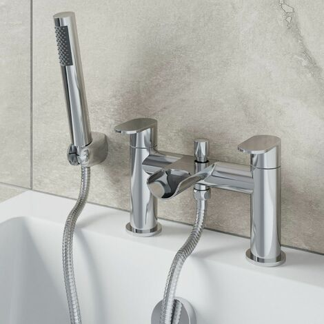 Architeckt Edsberg Bath Shower Mixer Waterfall Tap