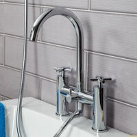 Architeckt Lattra Bath Shower Mixer Tap
