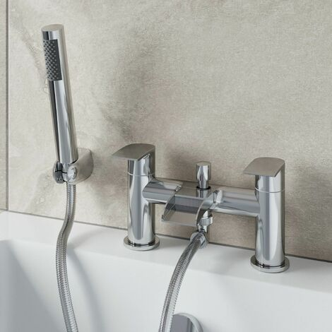Architeckt Motala Bath Shower Mixer Waterfall Tap
