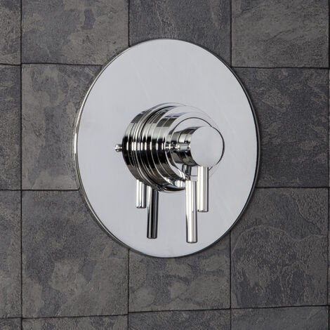 Architeckt Round Concentric Concealed Shower Valve
